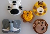 Bichos & Animales {Fiestas Temáticas} / Ideas para organizar una fiesta de bichos y animales / by My Little Party Fiestas con Estilo