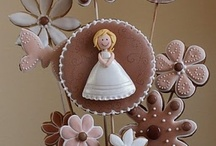 Primera Comunión / Inspiración para la decoración de comuniones / by My Little Party Fiestas con Estilo
