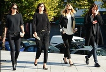 Parisian Chic / Styles from the streets of Paris (or remind me of chic Parisian women) / by Anita Miller