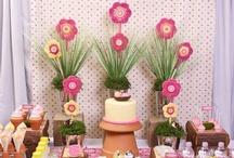 Primavera {Fiestas Temáticas} / Ideas para organizar una fiesta primaveral / by My Little Party Fiestas con Estilo