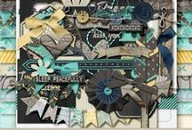 Atelier Tracy K. / My Digital Scrapbooking Designs. / by Tracy King