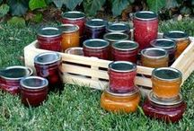 Put 'Em Up! / Home canning and food preserving techniques, ideas, recipes, supplies - maybe even some advice on how to win prizes at fairs! / by Rebecca Hagen