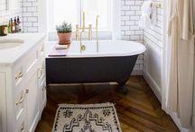 home : bathroom / #home #decor #bathroom #homedecor