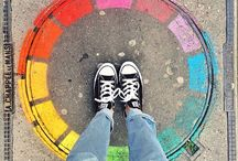 colour : color / All things colourful / colorful #color #bright #rainbow