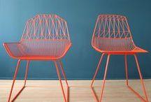 cadeiras / chairs / by Beth Salgueiro