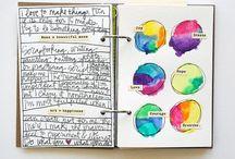 crafts + scrapbooking : mini albums / #scrapbooking #crafts #projectlife #minialbum #create