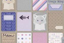 Freebies by Atelier Tracy K. / Free digital scrapbooking