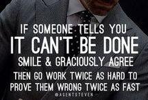 Career Motivation / #HireACane