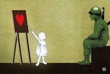 WOW ☢ Krieg ist keine Lösung / Wahrheitsoffenbarende Worte über den Pazifismus