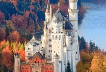 Beautiful places in Europe