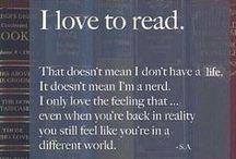 I <3 Books. / by Jocelyn Thomas