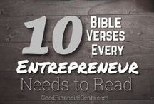 Christian Entrepreneur / Allowing God in your business