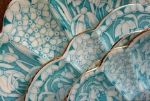 Beautiful Plates, Teacups,and much,much, more. / by Cindy Jones