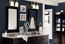 Bathroom Ideas / by Vanessa (Mickey) Gregerson