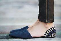 Footwear / feet also must shine