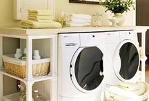 Laundry Room / by Vanessa (Mickey) Gregerson