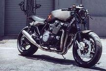 Vehicles: Motorbikes  / by Mark Zamayla