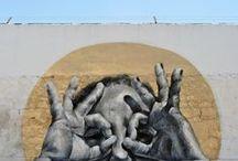 Master Piece / Street art, urban, graffiti, ♛