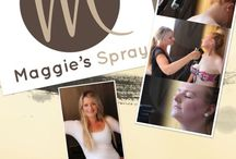 Maggie's spray - spray-tan / If you love what you do,you never work!  | spray-tanning | www.maggies-spray.nl |