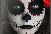 Halloween and Dia De Los Muertos / Everything fun about October. / by Gloria Otto