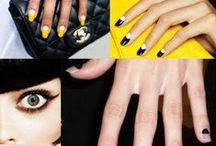Belleza: Inspiración Nail art / #nailart #uñas #ombré #belleza