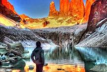 Viajes: Recorriendo Chile / #viajes #chile #paisajes #norte #sur #aventura