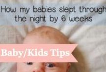 Tips for baby or kids
