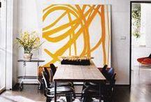 home: art / by Sandra Fleming