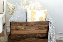 projects: woodworking / by Sandra Fleming