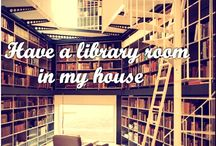 Library wish