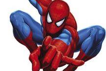 Spiderman / by Heather Mills