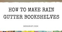 DIY With Books / Everything DIY and how-to for book lovers and reading nerds.