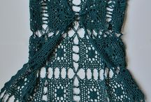 Fiber Arts - the wearables / All things knit or crochet that can be worn. Patterns & inspiration / by Marcy Morgan