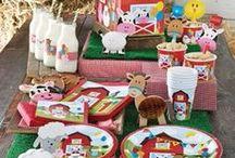 erster Geburtstag / Ideen für den ersten Kindergeburtstag: Geschenke, Deko, Backen etc.