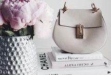 New Woman Bags - 2016 Spring / #dark #romantic #luxurious #hautecouture #edgy #aristocratic #fashion #innovative #stylish #parisian #modern #streetcouture #sensual #unconventional #coolchic #alducadaosta  #gucci #saintlaurent #toryburch #chole #mansurgavriel #fendi