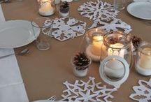 Tischdeko / Ideen für eine schöne Tischdeko für verschiedene Anlässe: Geburtstag, Einladung von Freunden etc.