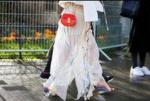 Paris Fashion Week: street style / #PFW #ParisFashionWeek #Vogue #Alducadaosta