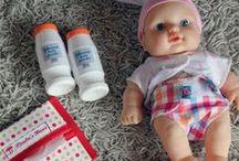 Puppenliebe / Hier sammle ich alles, was sich kleine Mädchen für Ihre Puppe wünschen könnten. Zum Beispiel Schnittmuster für Puppenkleider, Puppen, Puppenzubehör etc.