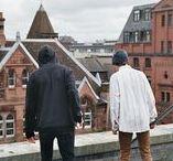 ch | fred + george weasley