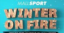 Winter On Fire / Encuentra lo mejor para esta temporada en Mall Sport, nuevos diseños, nuevos productos, nuevas marcas, todo en un sólo lugar.