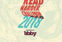 Read Harder 2018 / A collection of book lists, articles, and more relating to the 2018 Read Harder challenge, presented by Libby. Need a book to complete a task? You'll find a list here as the year proceeds.