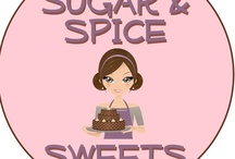 My Cakes-Sugar and Spice Sweets  / My Sweet Creations!