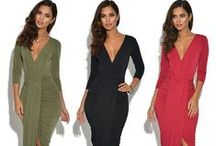 The Hot List / Pretty Spring/Summer dresses plus celebrity inspired party dresses. Gorgeous seperates including colour pop pencil skirts and nautical themed tops / by Vestry