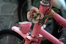 Shabby Pink / by Anne whitelacecottage
