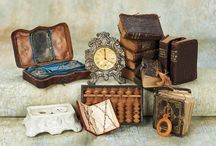 antique miniature / salesman sample / by jules