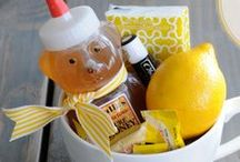 Handmade Gifts / DIY Gifts with that extra special touch! #homemade #ediblegifts #handmadegifts