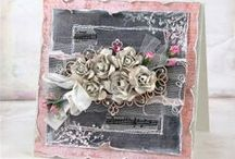 shabby chic and vintage / by Martine Van Hee