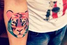 tattoos  / by LINA GABRILEA MANTIQUE