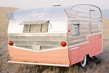 Cool campervan & Camping