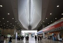 architectuur | stations
